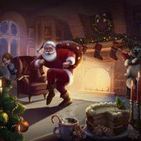 Znajdź Świętego Mikołaja